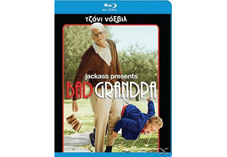 Jackass Presents Bad Grandpa Blu-ray