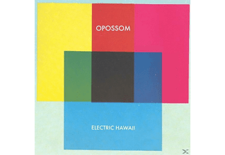 Opossom - Electric Hawaii - (CD)