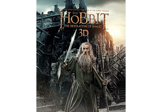 The Hobbit: The Desolation of Smaug Blu-ray 3D