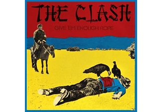 The Clash - Give 'em Enough Rope - (Vinyl)