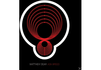 Matthew Dear - Asa Breed (Black Edition) - (CD)