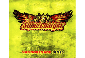Supercharger - Handgrenade Blues - (CD)