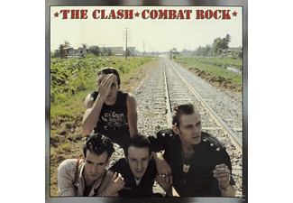 The Clash - Combat Rock - (Vinyl)