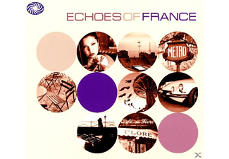 VARIOUS - Echoes Of France - (CD)