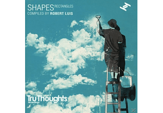VARIOUS - Shapes: Rectangles - (CD)