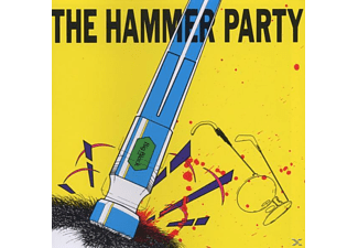 Big Black - Hammer Party - (CD)