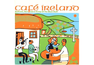 VARIOUS - Cafe Ireland [CD]
