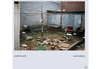 Lower Plenty - Hard Rubbish/Mean - (CD)