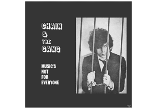 Chain And The Gang - Music's Not For Everyone [CD]