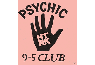 Htrk - Psychic 9-5 Club - (CD)