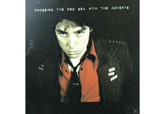 The Adverts - Crossing The Red Sea With (...) - (CD)
