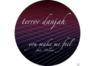 Terror Danjah Ft.Meleka & D.O.K. - U Make Me Feel/Morph 2 - (Vinyl)