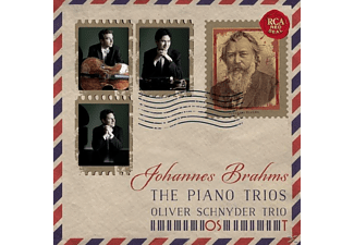 Oliver Schnyder Trio - The Piano Trios - (CD)