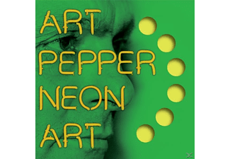Art Pepper - Neon Art:Volume Three - (CD)