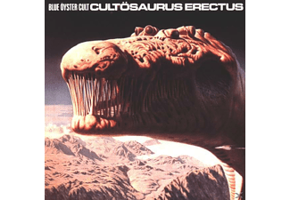 Blue Öyster Cult - Cultosaurus Erectus [CD]