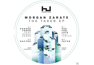 Morgan Zarate - Taker EP - (Vinyl)