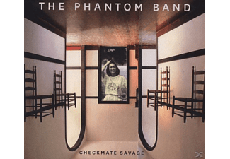 The Phantom Band - Checkmate Savage [CD]