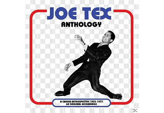 Joe Tex - Anthology - (CD)
