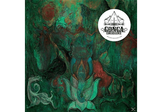 Gonga - Concrescence - (CD)