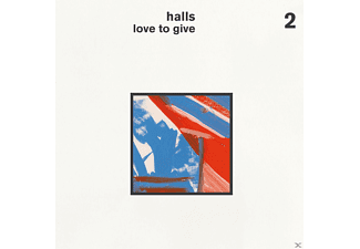 Halls - Love To Give - (CD)