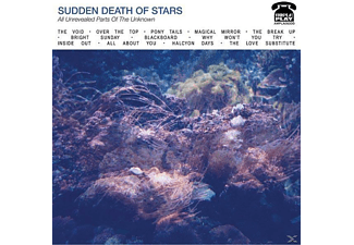 Sudden Death Of Stars - All Unrevealed Parts Of The Unknown - (CD)