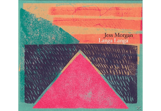 Jesse Morgan - Langa Langa - (CD)