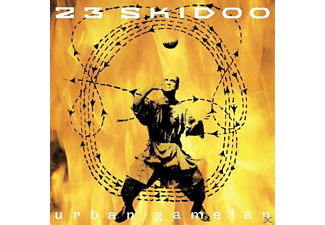 23 Skidoo - Urban Gamelan - (CD)