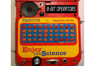 VARIOUS - 8-Bit Operators: Tribute To Depeche Mode - (CD)
