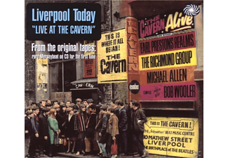 VARIOUS - Liverpool Today 'live At The Cavern' - (CD)