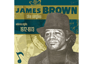 James Brown - The Singles Vol.8 (1972-1973) - (CD)