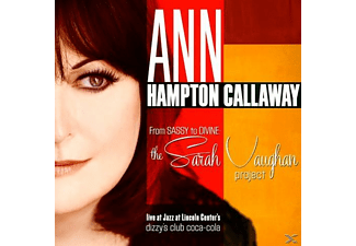 Ann Callaway Hampton - From Sassy To Divine-The Sar - (CD)