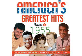 VARIOUS - America's Greatest Hits 1955 (Expanded Edition) [CD]
