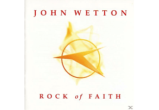 John Wetton - Rock of faith - (CD)