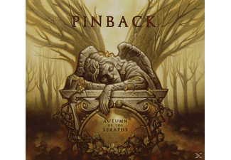 Pinback - AUTUMN OF THE SERAPHS - (CD)