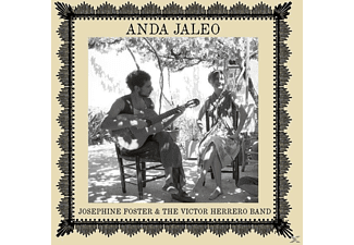 Josephine & The Victor Herrero Band Foster - Anda Jaleo - (CD)