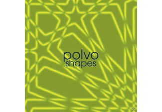 Polvo - Shapes [CD]