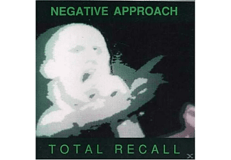 Negative Approach - Total Recall - (CD)