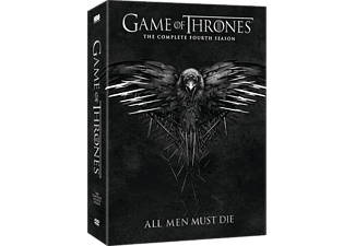 Game of Thrones - The Complete Fourth Season DVD
