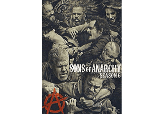 Sons of Anarchy - Season 6 DVD