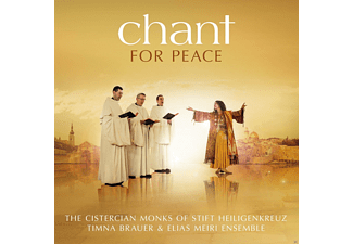 Timna Brauer, Elias Meiri Ensemble, Die Zisterzienser Mönche vom Stift Heiligenkreuz - Chant For Peace - (CD)
