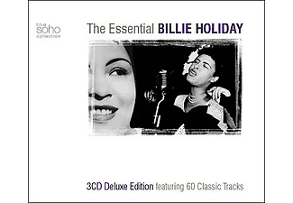 Billie Holiday - The Essential Billie Holiday - Deluxe Edition (CD)