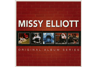Missy Elliott - Original Album Series - (CD)