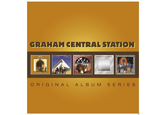 Graham Central Station - Original Album Series [CD]
