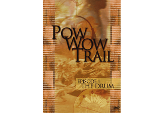 Pow Wow Trail - Episode 1-The Drum - (DVD)