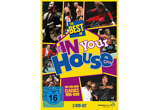 The best of in your house [DVD]
