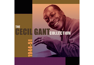 Cecil Gant - The Cecil Gant Collection 1944-51 [CD]