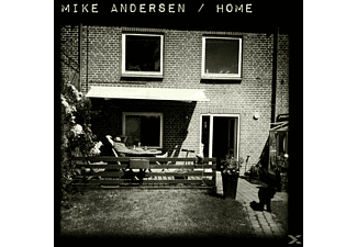 Mike Anderson - Home (Vinyl) - (Vinyl)