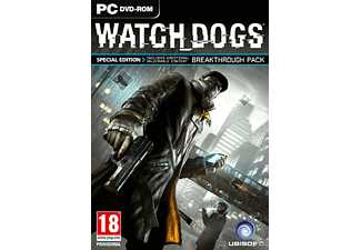 Watch Dogs Standard Edition PC