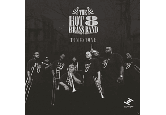 The Hot 8 Brass Band - Tombstone [CD]