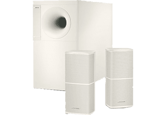 how to connect bose acoustimass 5 to tv